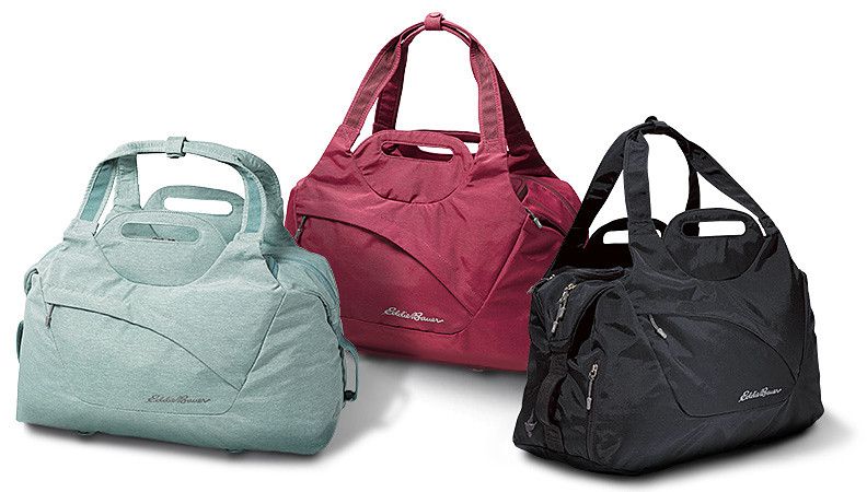 Different colors of the Zen Tote
