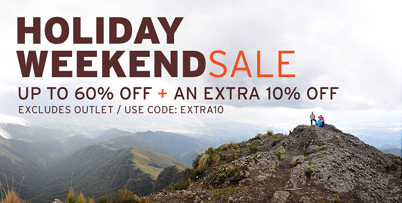 Eddie Bauer Columbus Day Sale! Up to 60% Off + Extra 10% Off