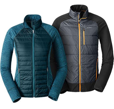 Ignitelite hybrid jackets