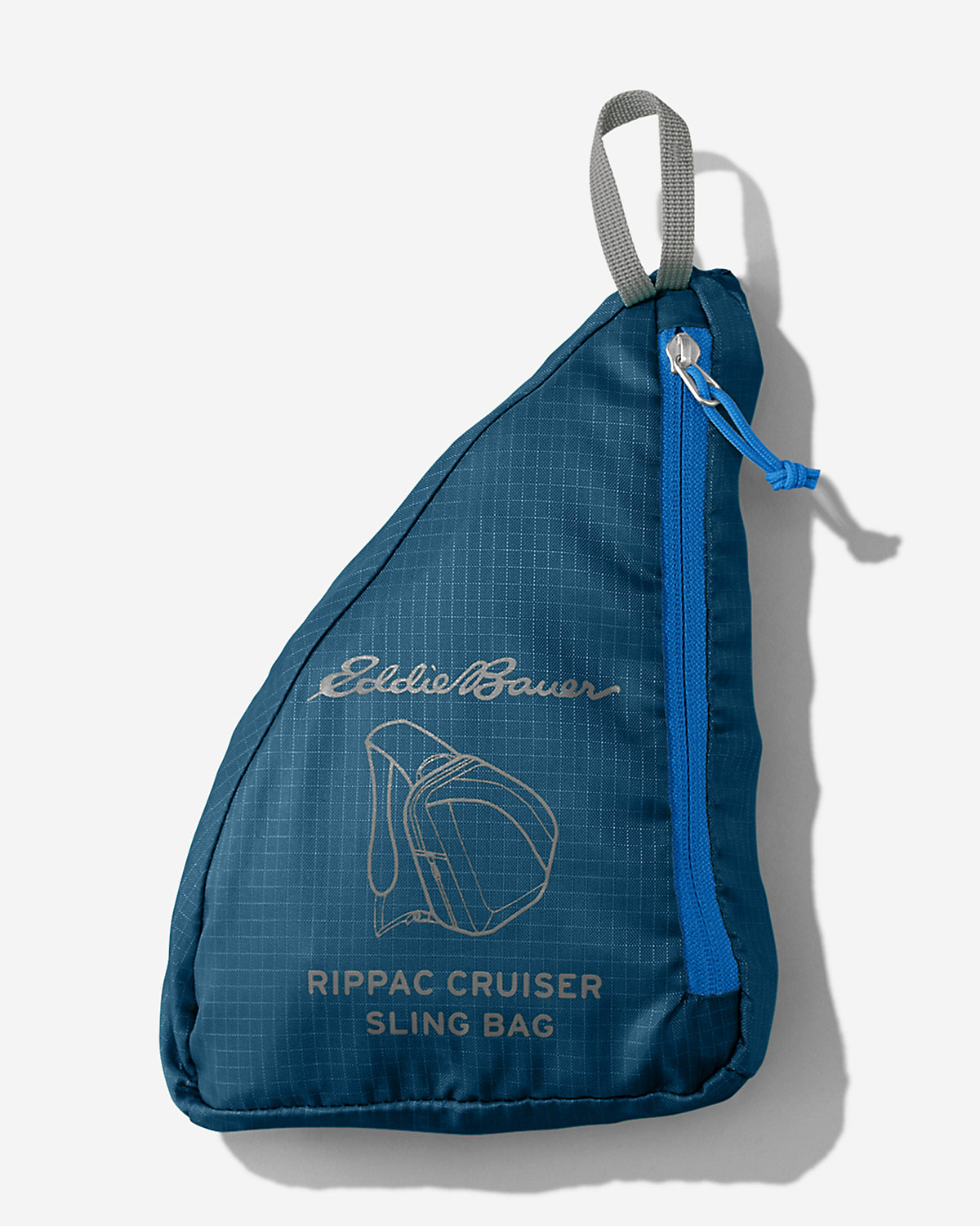 Eddie Bauer Stowaway Packable Sling Bag