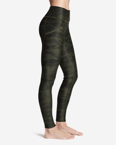 Women's Trail Tight Leggings   Printed by Eddie Bauer