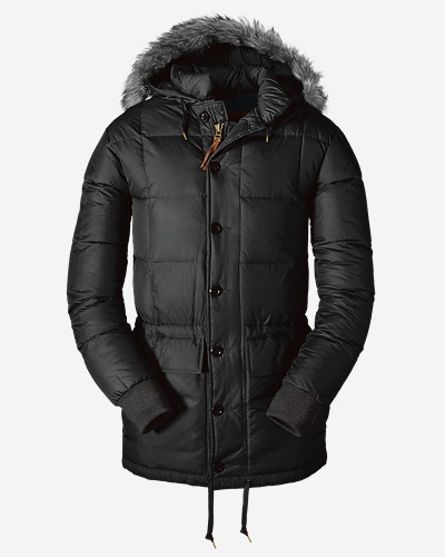 Mens Parkas: Men's Kara Koram Down Parka
