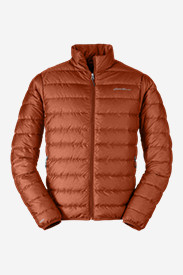 Orange Jackets for Men: Men's CirrusLite Down Jacket