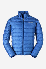 Blue Jackets: Men's CirrusLite Down Jacket