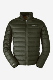 Green Jackets for Men: Men's CirrusLite Down Jacket