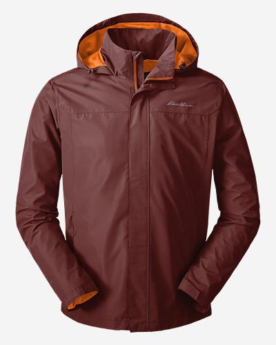 mens rainfoil packable jacket