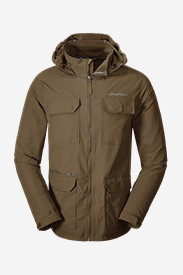 Men's Atlas Stretch Hooded Jacket