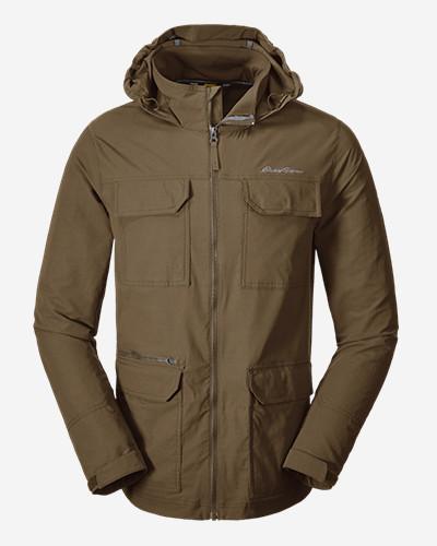 Men's Atlas Stretch Hooded Jacket