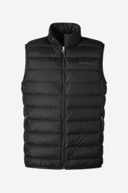 Black Vests: Men's CirrusLite Down Vest