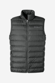 Gray Vests for Men: Men's CirrusLite Down Vest