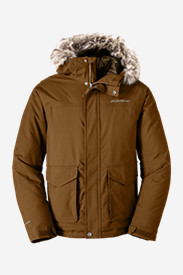 Brown Jackets for Men: Men's Superior Down II Jacket