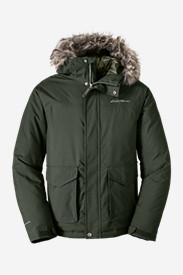 Water Resistant Jackets for Men: Men's Superior Down II Jacket