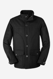 Wool Jackets: Men's Bulman Creek Jacket