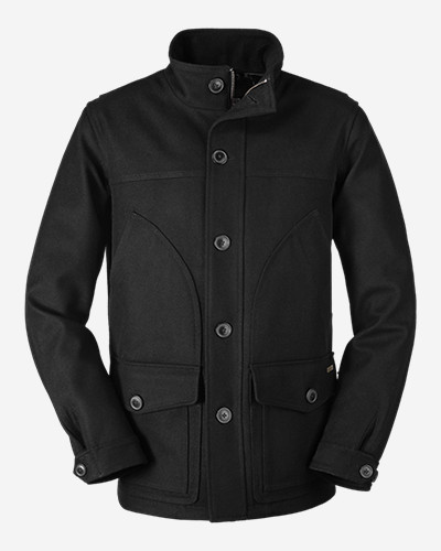 Mens Parkas: Men's Bulman Creek Jacket