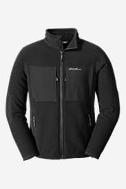 Water Resistant Jackets for Men: Men's Crux Fleece Jacket