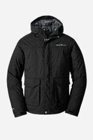 Water Resistant Jackets for Men: Men's Superior Down Jacket