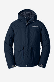 Blue Jackets: Men's Superior Down Jacket