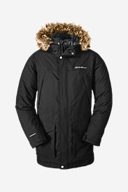 Big & Tall Parkas for Men: Men's Superior Down Parka