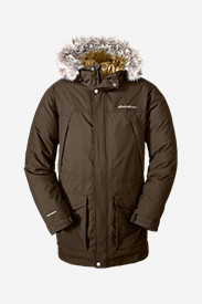 Water Resistant Jackets: Men's Superior Down Parka