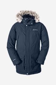 Blue Parkas: Men's Superior Down Parka