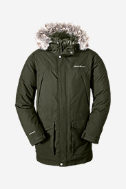 Parkas for Men: Men's Superior Down Parka