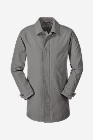 Winter Coats: Men's Eddie MicroTherm® Trench Coat