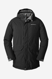 Waterproof Parkas for Men: Men's Superior VersaDown Parka