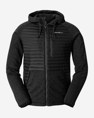 Cotton Jackets: Men's MicroTherm® Sweatshirt Hoodie