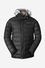 Water Resistant Jackets for Men: Men's Boundary Pass Parka