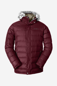 Insulated Jackets: Men's Boundary Pass Parka