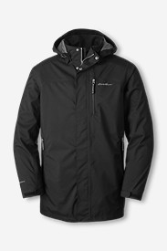 Water Resistant Jackets: Men's Mainstay Parka
