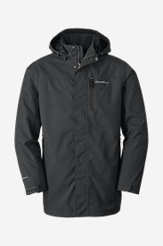 Water Resistant Jackets for Men: Men's Mainstay Parka