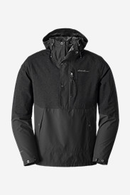 Water Resistant Jackets: Men's Kona Anorak
