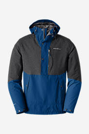 Blue Jackets: Men's Kona Anorak
