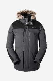 Windproof Parkas for Men: Men's Vinson Down Parka