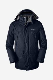 Blue Parkas: Men's Rainfoil Insulated Parka