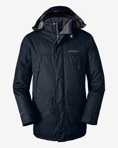 Mens Parkas: Men's Rainfoil Insulated Parka