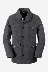 Wool Jackets: Men's Bulman Creek Forester