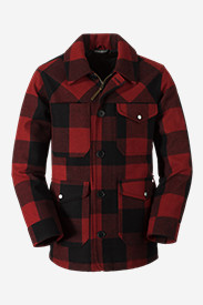 Red Jackets: Men's Bulman Creek Forester