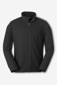 Spandex Jackets for Men: Men's Odysseus Soft Shell Jacket