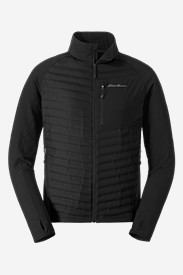 Spandex Jackets for Men: Men's MicroTherm Down Flux Jacket