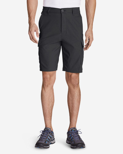 Nylon Shorts for Men: Men's Horizon Guide 10' Cargo Shorts