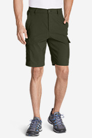 Spandex Cargo Shorts for Men: Men's Horizon Guide 10' Cargo Shorts