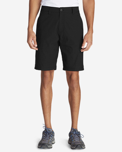 Nylon Shorts for Men: Men's Guide Commando Shorts