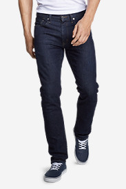 Blue Jeans for Men: Men's Flex Jeans - Slim Fit
