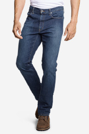 Stretch Jeans for Men: Men's Flex Jeans - Slim Fit