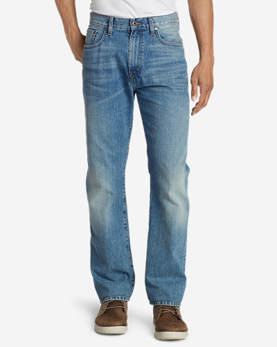 Men's Authentic Jeans - Relaxed Fit