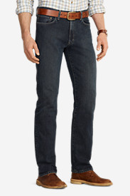 Men's Slim Fit Authentic Denim Jeans