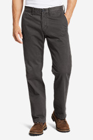 Big & Tall Chinos for Men: Men's Legend Wash Chino Pants - Classic Fit