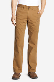 New Fall Arrivals: Men's Legend Wash Chino Pants - Classic Fit